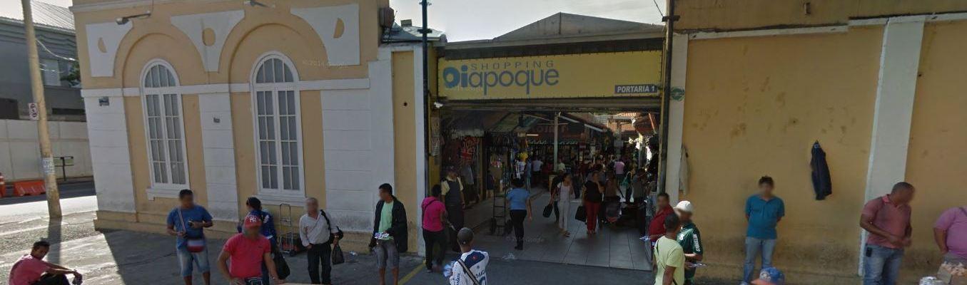Visitei o shopping Oiapoque e encontrei 10 tipos de lojas que estão sendo  dominadas pelos chineses 86949ee402